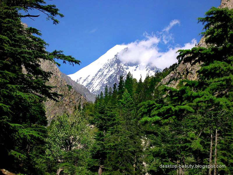 Kalam valley swat beautiful mountains of pakistan 3