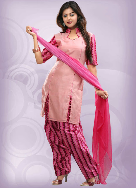 Eid Salwar Kameez Designs 2010 11 For Girls