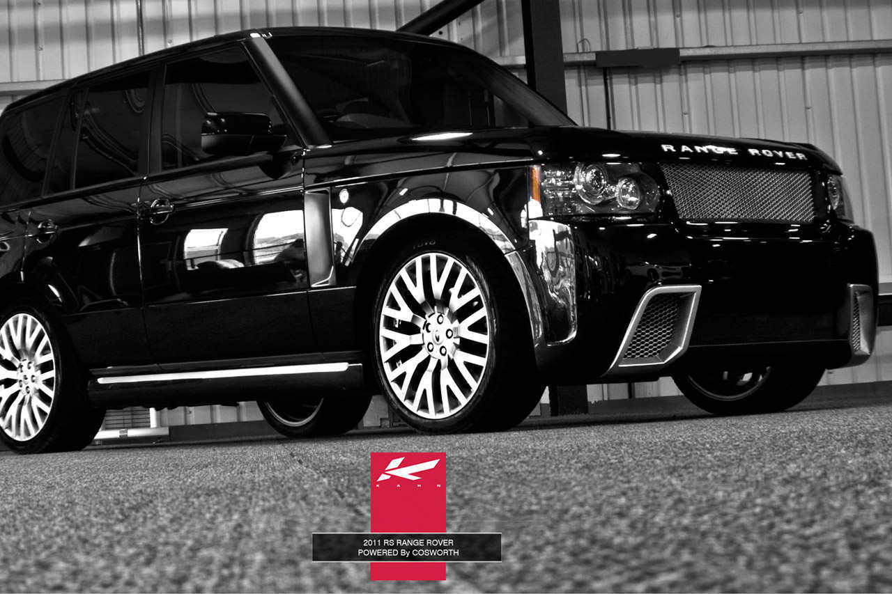 Cool Tattoo 2011 RS Range Rover Vogue