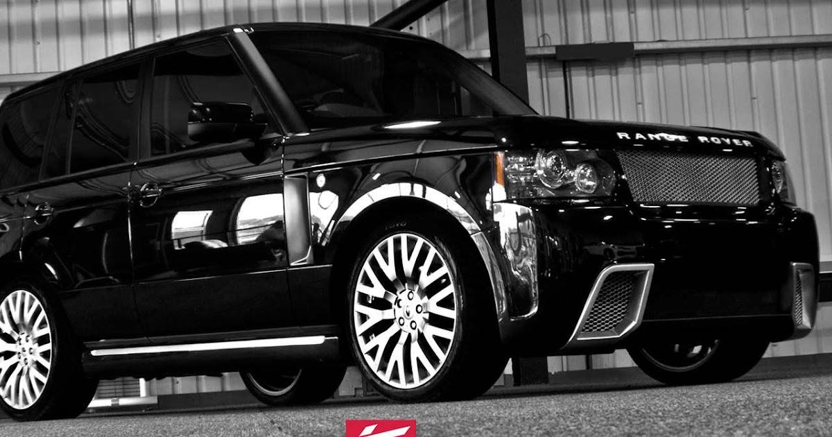 2011 Rs Range Rover Vogue