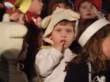 Leo the Sheep, Nativity Play at Ashton Vale Primary, Dec 2009