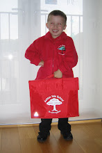 First Day of School, 14 Sep 2009