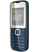 Spesifikasi Nokia C2-00
