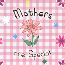 Mother's are Special Button from Pea