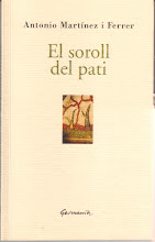 El soroll del pati. Clica per a llegir