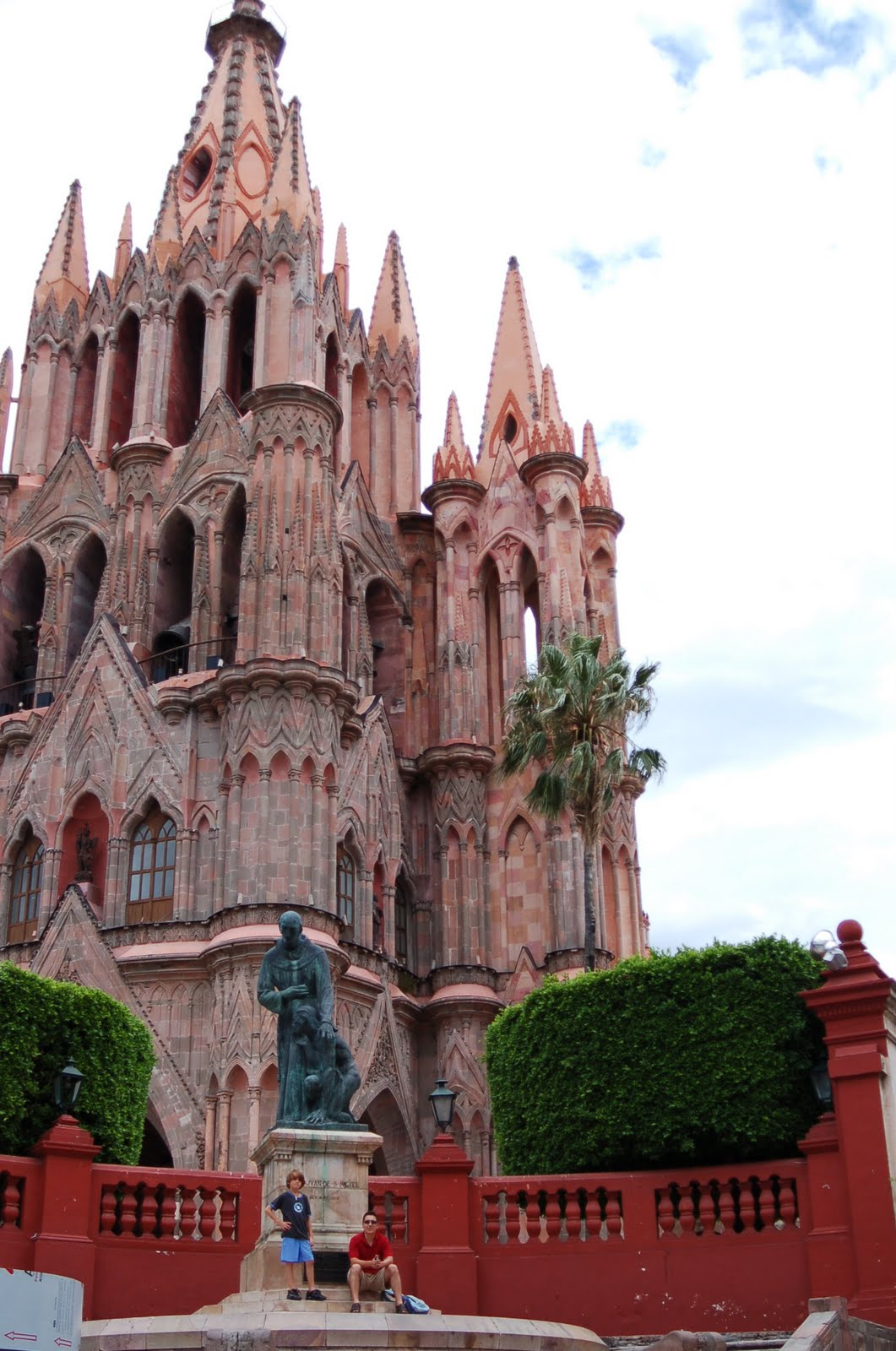 Snap scrap repeat saludos san miguel de allende for 4 church terrace docking