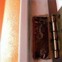 sagging door hinge repair san diego county