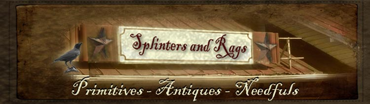 Splinters and Rags