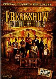 Freakshow – O Circo dos Horrores Dublado