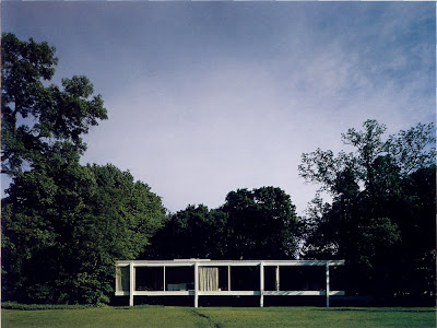 The Farnsworth House By Mies