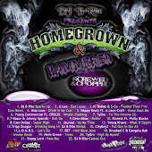 DJ B-Rite Presents.... HomeGrown & Hammered (Screwed & Chopped Editon)