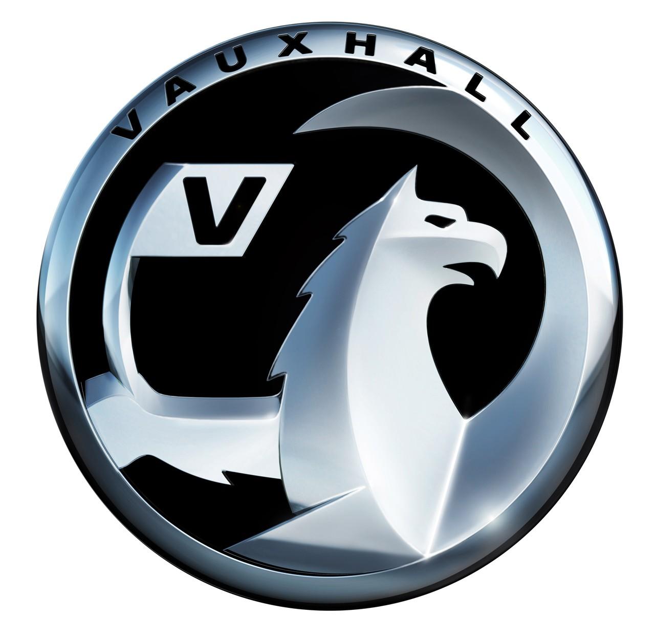 History Of All Logos Vauxhall Logo History