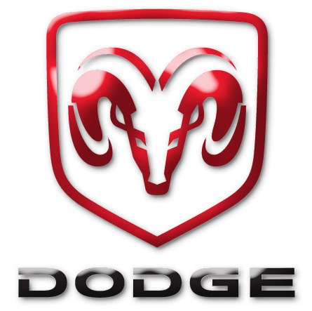 History Of All Logos Dodge History