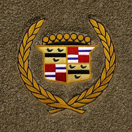 All Cadillac Logos