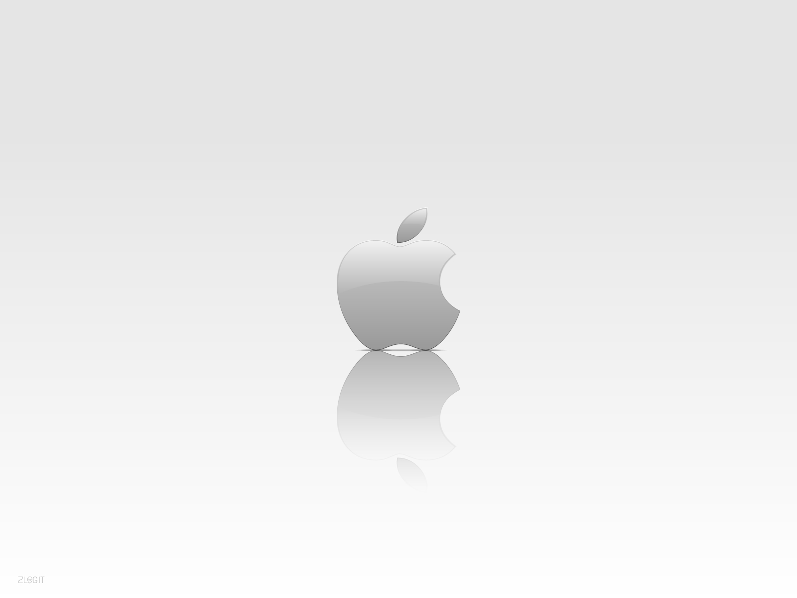 Starting With A Apple Logo