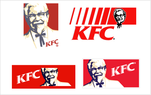 History of All Logos: All Kentucky Fried Chicken Logos