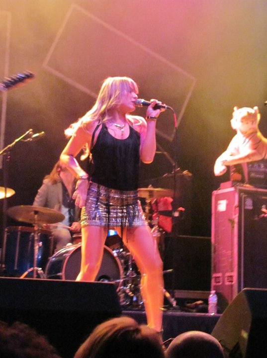 Concert Review Grace Potter and the Nocturnals at The Pageant in Saint