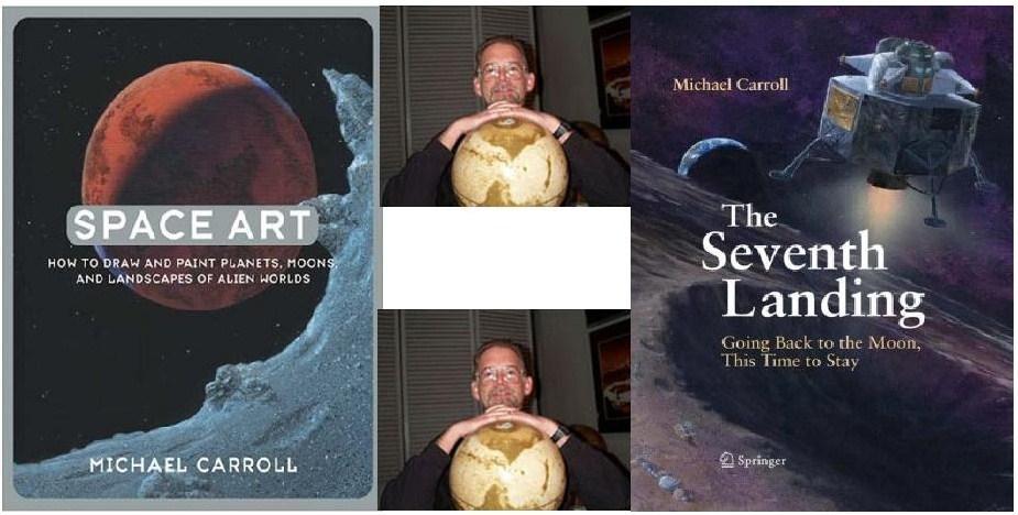 Michael Carroll Artist Interview de Michael Carroll