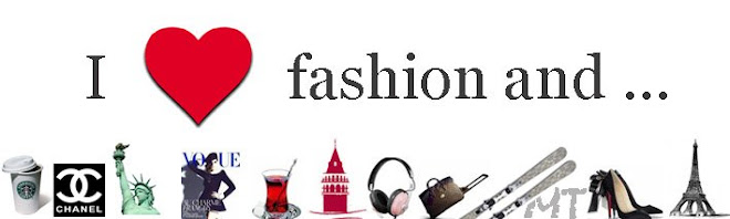 I  ♥  fashion and ...