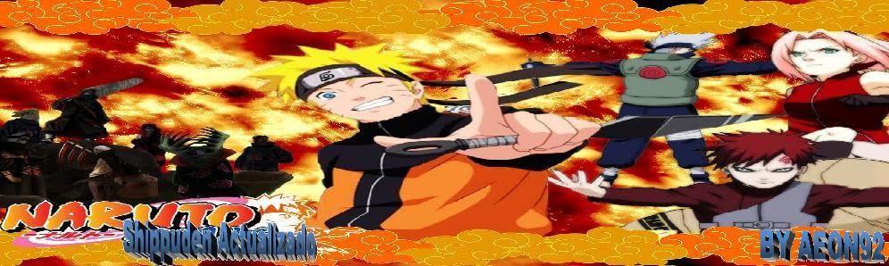 Naruto Shippuden Actualizado
