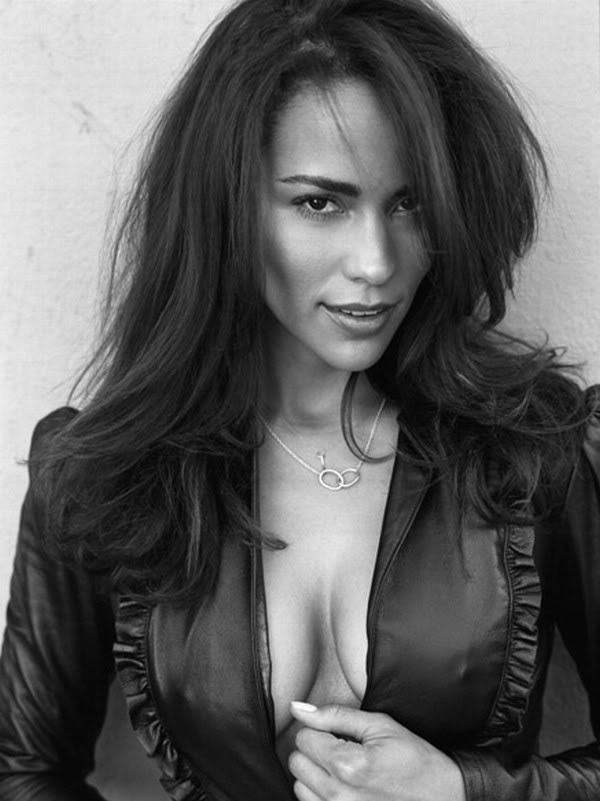Paula Patton in Mission Impossible 4 For Desktop - paula patton in mission impossible wallpapers