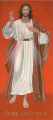 CRISTO DE LA DIVINA MISERICORDIA