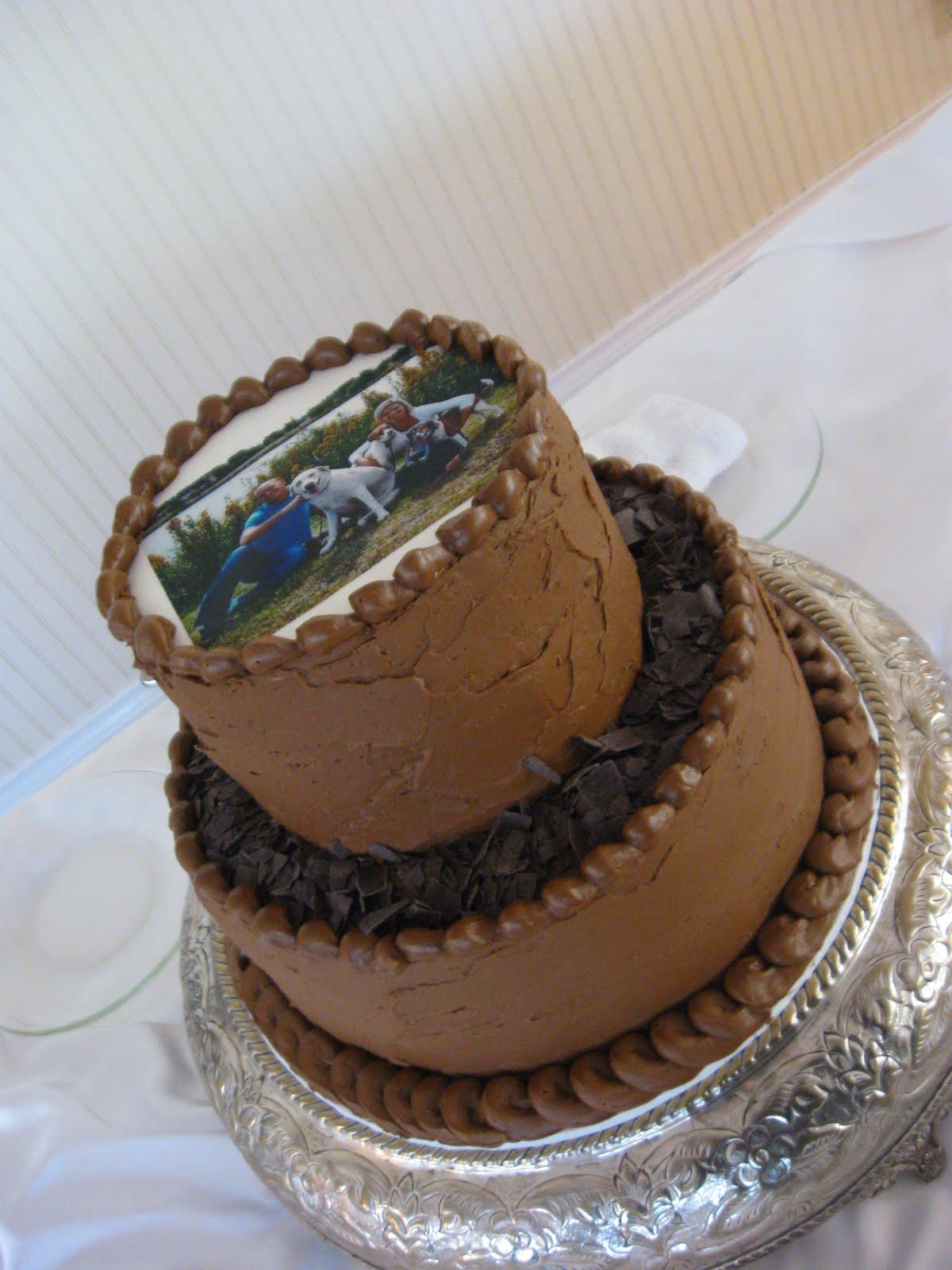 Walnut Creek Chapel Wedding Cake
