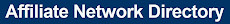 Affiliate Network Directory - Sites Network