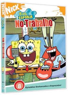 Telona Baixar Filme Bob Esponja - No Trabalho DVDRip Dublado grátis