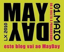 1 de Maio o  precariado sai à rua!