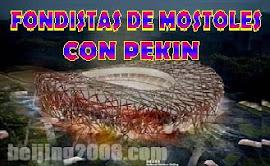 FONDISTAS MOSTOLES CON PEKIN