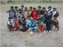 Recreamiento deportiva. Ing. Sistemas- UNSCH. 2010