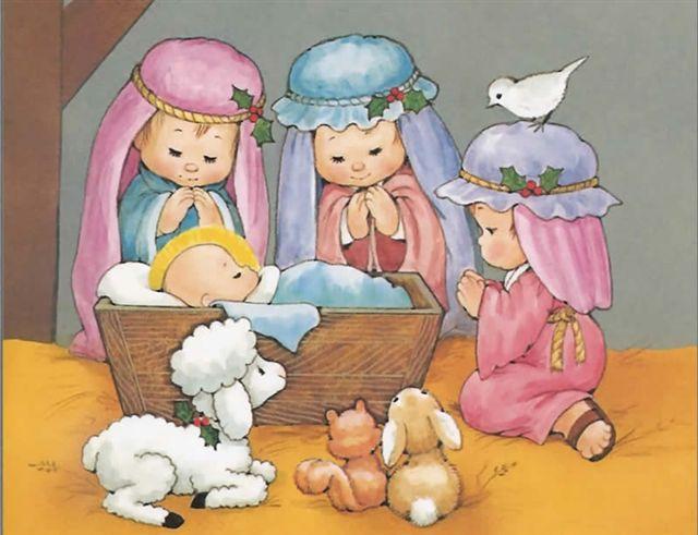 precious moments nativity wallpaper backgrounds - photo #10
