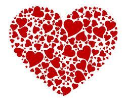 Imagenes de corazones para imprimir