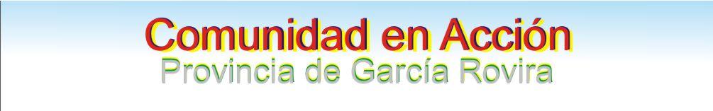 Comunidad en Acción -  Provincia de Garcia Rovira