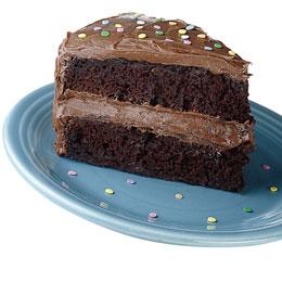 chocolate zucchini cake recipe photo