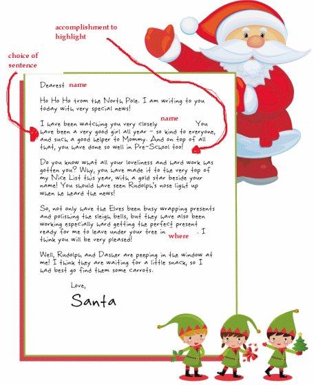 Bless Their Hearts Mom: The Magic of Santa: Easy FREE Santa Letter!