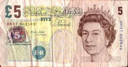 STERLING POUND-UK