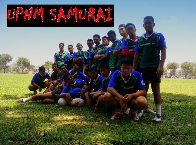UPNM Samurai