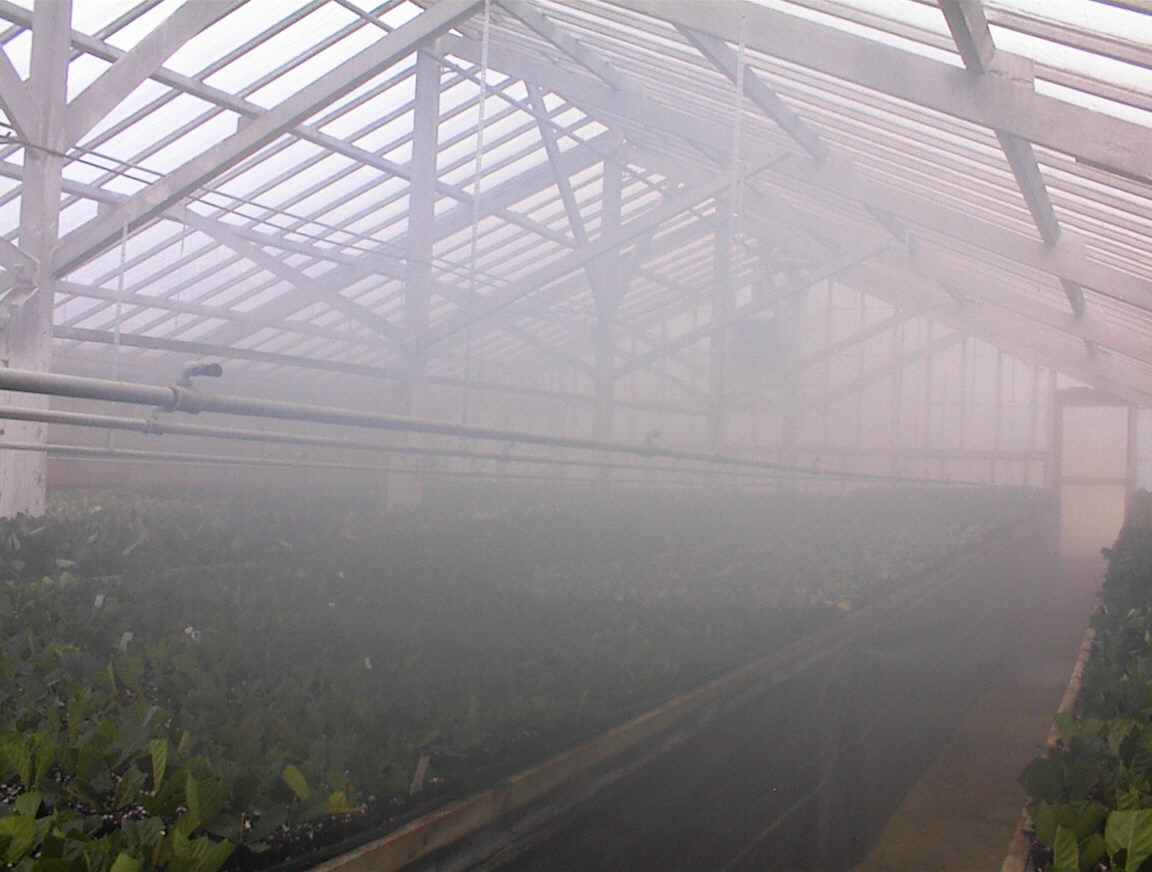 Greenhouse Misting System Kits : Cool effects misting systems limited commercial