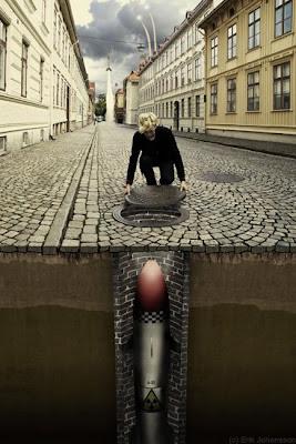 Fotos creativas de Erik Johansson