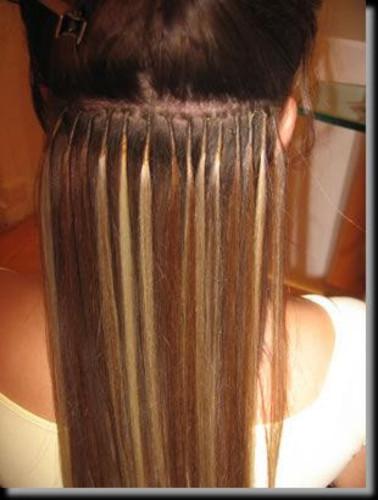 Lc extensiones metodos de colocacion de extensiones de pelo - Extensiones cortina ...
