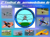 2° Festival de Aeromodelismo Inriville 2011