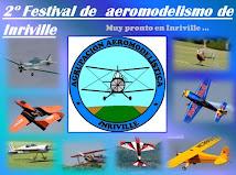 2° Festival de Aeromodelismo Inriville 2011