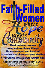 Faith-filled Women: Where Hope Meets Community