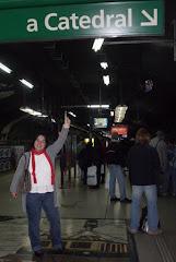 Metrô Buenos Aires - Argentina