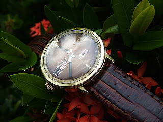 JAM OTAI VINTAGE WATCHES GRUEN PRECISION AUTOMATIC 25