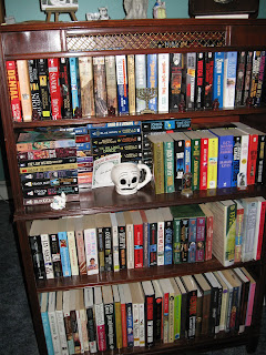 My Bookcases
