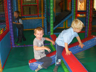 SOFT PLAY AREA IN Krazy Kaves