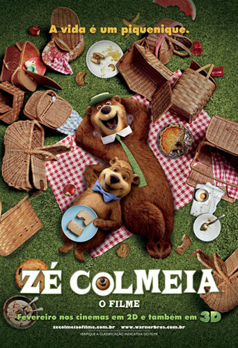 Zé Colmeia: O Filme Dublado